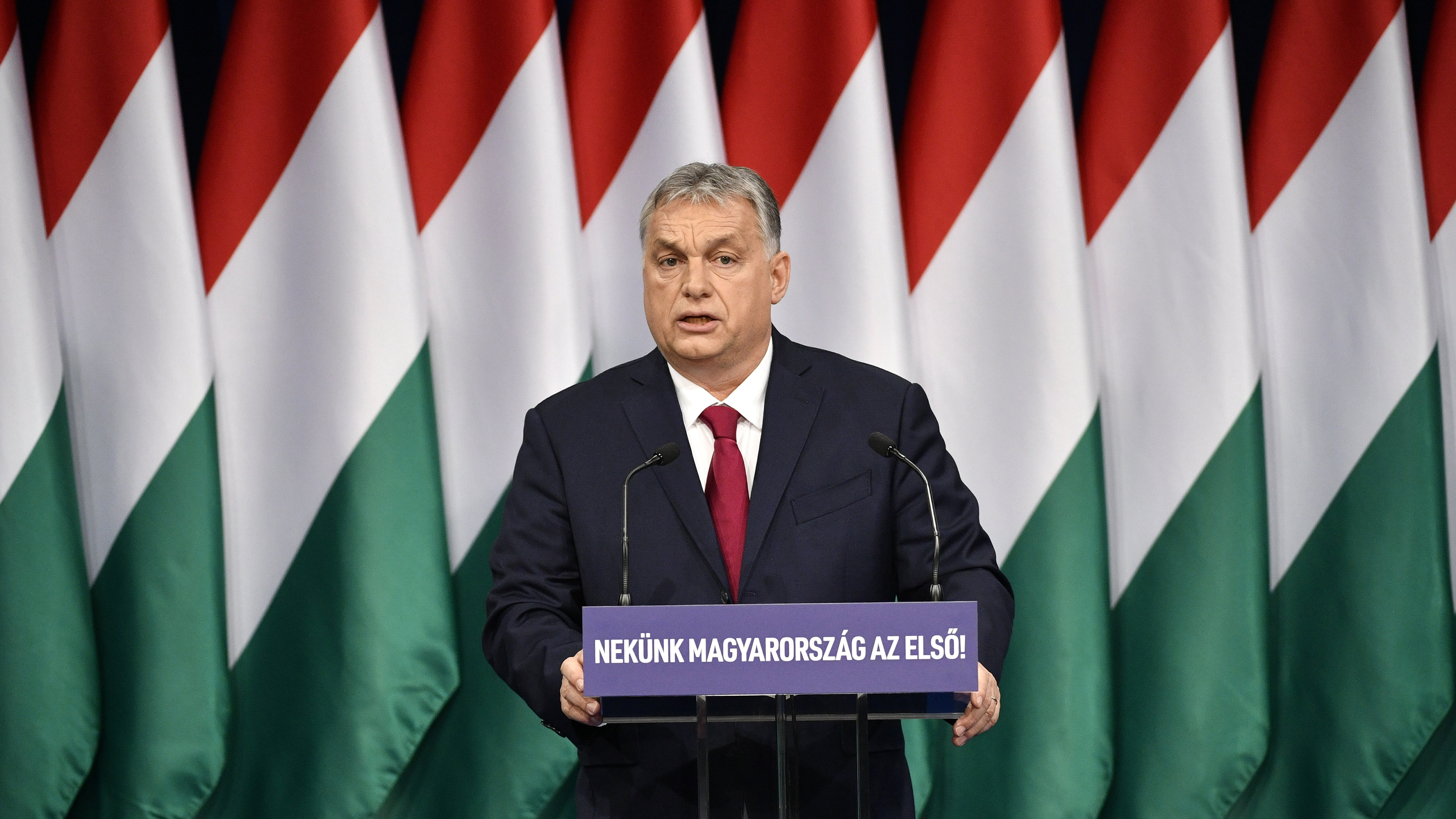 Viktor Orban: For us, Hungary comes first
